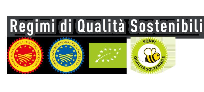 Regimi di qualità Logo